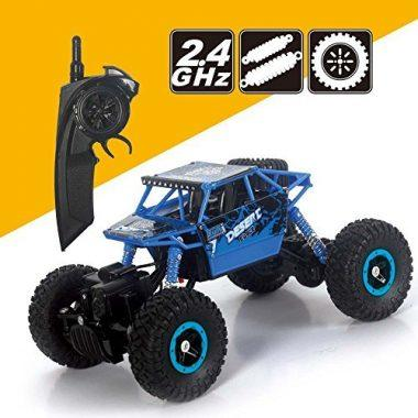Q20 RC Car Rock Crawler High Speed Climber Model Toy by iPstyle