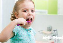kids hygiene tips