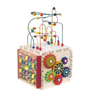 Deluxe Mini Play Cube by Anatex