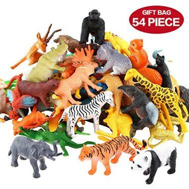 Animal Figures Playset by ValeforToy