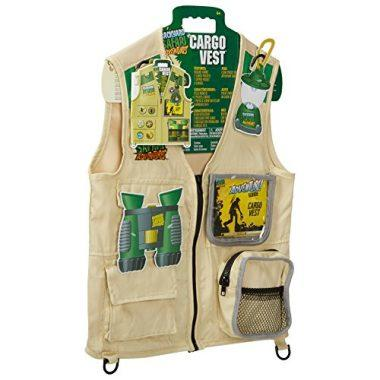 Cargo Vest by Backyard Safari
