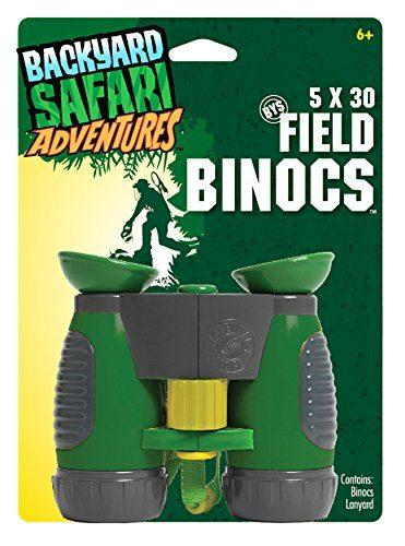 Field Binocs by Backyard Safari