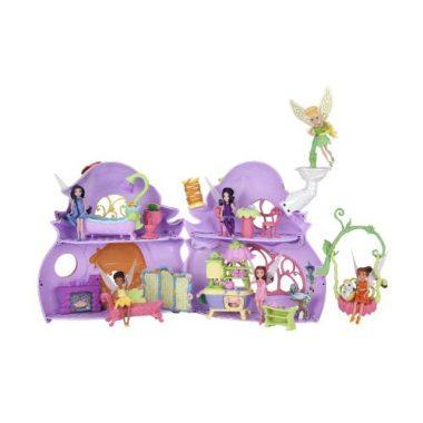 Fairies Ultimate Fairy House – Tink's Pixie Cottage by Disney