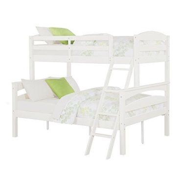 Brady Twin over Full Solid Wood Kid's Bunk Bed by Dorel Living