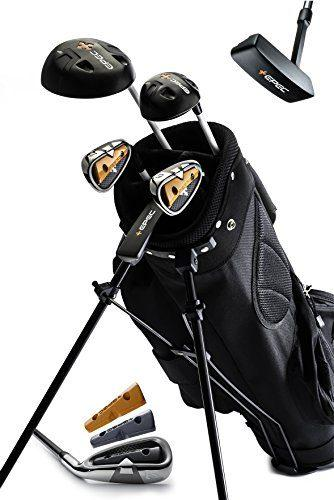 Upgradeable Junior Golf Clubs and Bag for Kids by EPEC