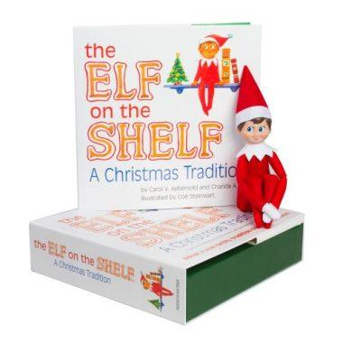 Elf on the Shelf:A Christmas Tradition by The Elf on the Shelf