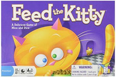 Feed The Kitty by Gamewright