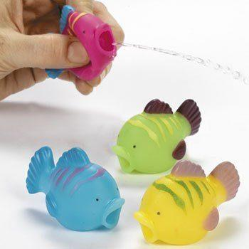 Fish Squirts by Fun Express
