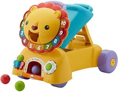 3-in-1 Sit, Stride & Ride Lion Toy