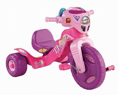 Barbie Lights & Sounds Trike by Fisher-Price