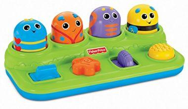 Brilliant Basics Boppin' Activity Bugs Playset