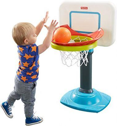 Grow-to-Pro Junior Basketball by Fisher-Price