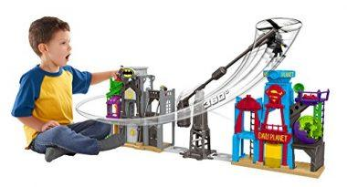 Imaginext DC Super Friends, Super Hero Flight City