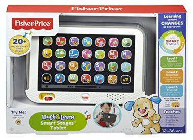 Fun-2-Learn Smart Tablet by Fisher-Price