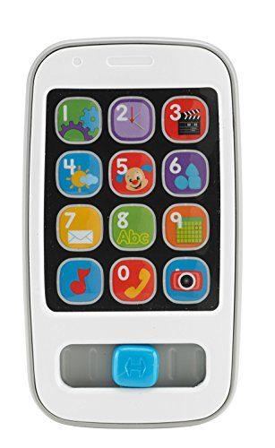 Laugh & Learn Smart Phone, White