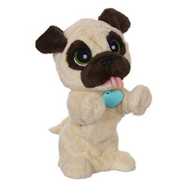 JJ My Jumpin' Pug Pet Plush