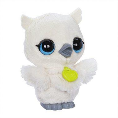 Luvimals Sweet Singin' Owl Plush