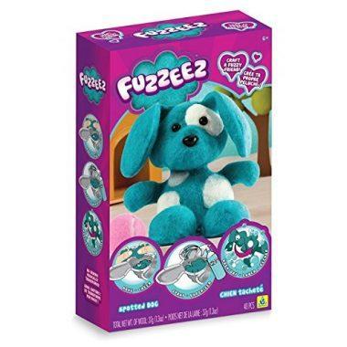 Fuzzeez Dog by The Orb Factory