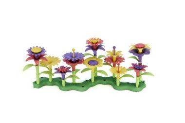 Build-a-Bouquet Floral Arrangement Playset by Green Toys