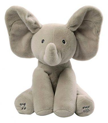 Elephant Plush Toy by Gund