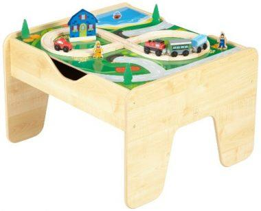 Lego Compatible 2 in 1 Activity Table by KidKraft