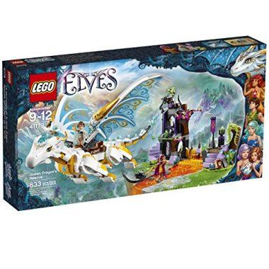 Elves Queen Dragon's Rescue Creative Play Toy by LEGO