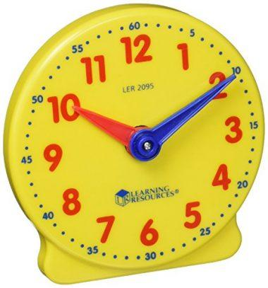 Learning Resources Big Time Student Clock