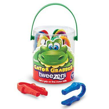 Learning Resources Gator Grabber Tweezers