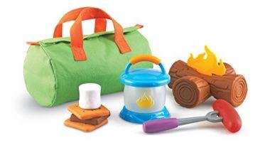 Learning Resources New Sprouts Camp Out Play Set