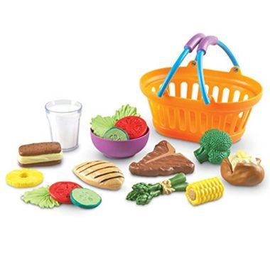 Learning Resources New Sprouts Dinner Foods Basket