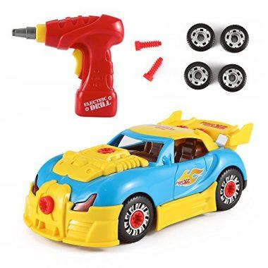 World Racing Car Take-A-Part Toy by Liberty Imports