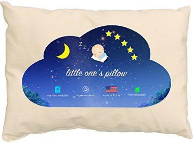 Toddler Pillow by Little One's Pillow