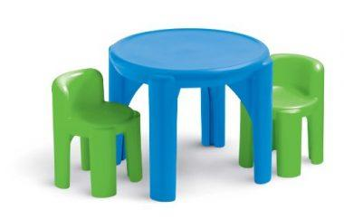 Bright 'n Bold Table & Chairs