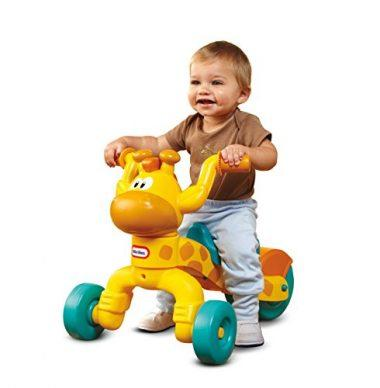Go and Grow Lil' Rollin' Giraffe Ride-on