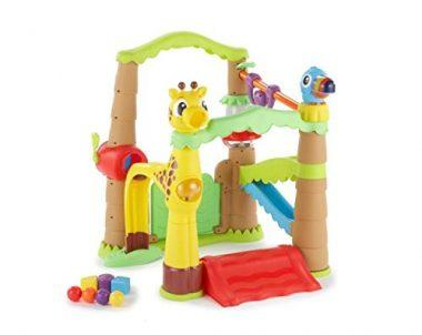 Light 'n Go – Activity Garden Treehouse