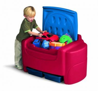 Primary Colors Toy Chest