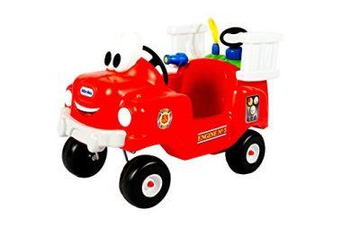 Spray and Rescue Fire Truck