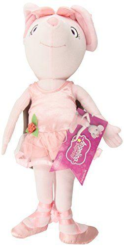 Angelina Ballerina Cloth Doll by Alexander Doll