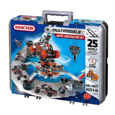Erector Super Construction Set by Meccano