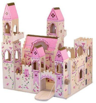 Folding Princess Castle by Melissa & Doug