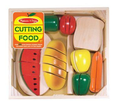 Cutting Food – Play Food Set by Melissa & Doug