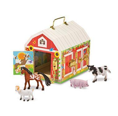 Latches Barn Toy by Melissa & Doug