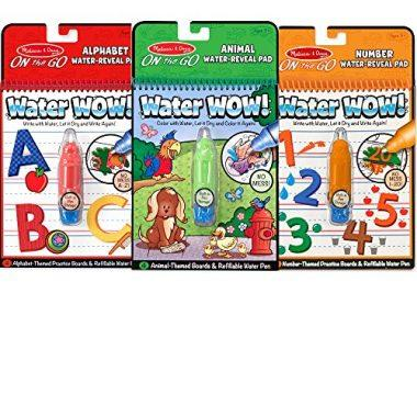 On the Go Water Wow! Activity Book by Melissa & Doug