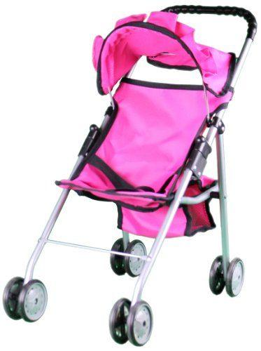 My First Doll Stroller 9318 by Mommy & Me Doll Collection