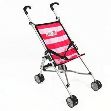 My First Umbrella Doll Stroller by The New York Doll Collection