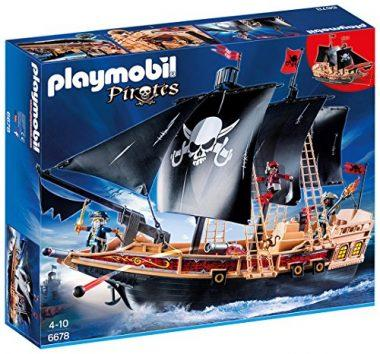PLAYMOBIL Pirate Raiders' Ship Playset