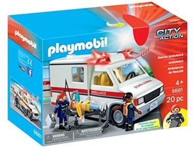 Ambulance Playset by PLAYMOBIL