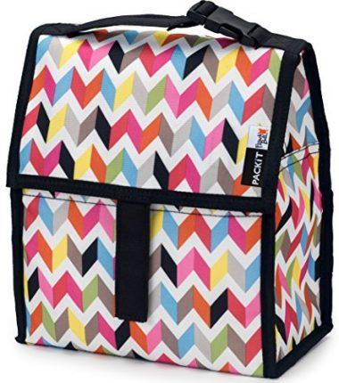 PackitFreezable Lunch Bag with Zip Closure by Packit