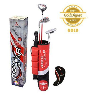 Rising Star Kids / Toddler Golf Clubs Set by Paragon