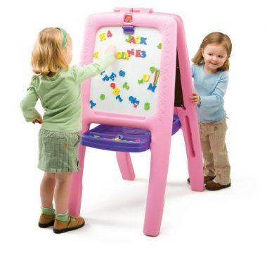 Pink Easel for Two